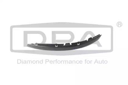 Облицовка бампера 'DPA 88530066602'.