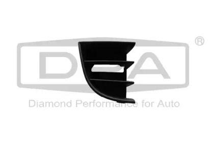 Решетка бампера на SKODA OCTAVIA A5 'DPA 88530737502'.