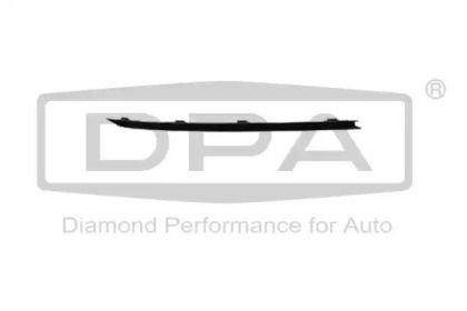 Облицовка бампера на Фольксваген Пассат 'DPA 88541791702'.