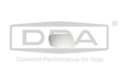 Ліве скло дзеркала заднього виду DPA 88570105102.