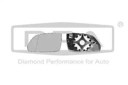 Правое стекло зеркала заднего вида на Фольксваген Джетта DPA 88570630802.