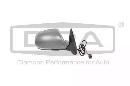 Лівий кожух бокового дзеркала на SKODA OCTAVIA A7 'DPA 88571786502'.