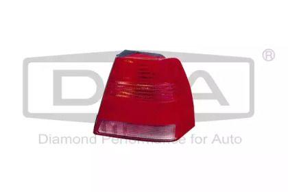 Задний правый фонарь на Фольксваген Гольф 'DPA 99451446802'.