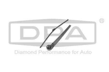 Рычаг стеклоочистителя задний на SEAT ALTEA DPA 99550946702.
