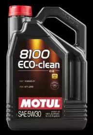 Моторне масло 8100 ECO-CLEAN 5W-30 5 л MOTUL 101545.