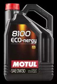 Моторне масло 0W-30 5 л 'MOTUL 102794'.
