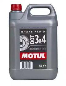 Тормозная жидкость на Хонда С2000 'MOTUL 104247'.
