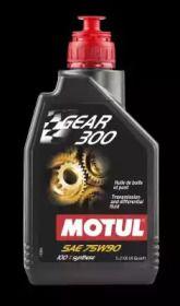 Трансмиссионное масло на SKODA OCTAVIA A5 'MOTUL 105777'.