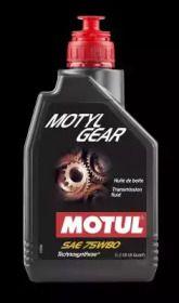 Трансмиссионное масло на SEAT TOLEDO 'MOTUL 105782'.