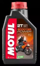 Моторное масло 1 л 'MOTUL 105881'.