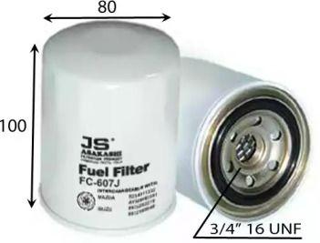 Топливный фильтр 'ASAKASHI FC607J'.
