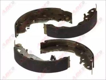 Барабанні гальмівні колодки на Хендай Акцент 'ABE C00520ABE'.
