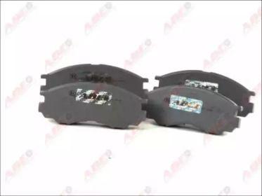Передние тормозные колодки ABE C15000ABE.
