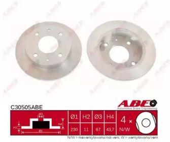 ABE C30505ABE