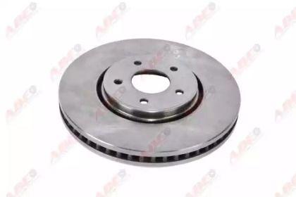 Тормозной диск на INFINITI EX 'ABE C31098ABE'.