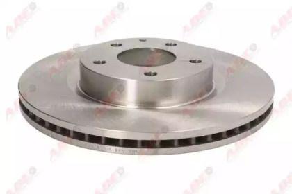 Вентилируемый тормозной диск на Мазда СХ3 'ABE C33095ABE'.