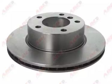 Передний тормозной диск на БМВ 2 'ABE C3B049ABE'.