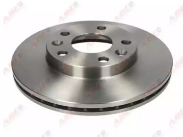 Вентилируемый тормозной диск на Дача Дастер 'ABE C3R044ABE'.