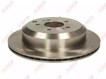 Вентилируемый задний тормозной диск на HYUNDAI IX55 'ABE C40513ABE'.