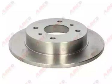 Тормозной диск на Ниссан Альмера 'ABE C41028ABE'.