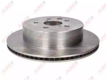 Вентилируемый тормозной диск на LEXUS IS 'ABE C42060ABE'.