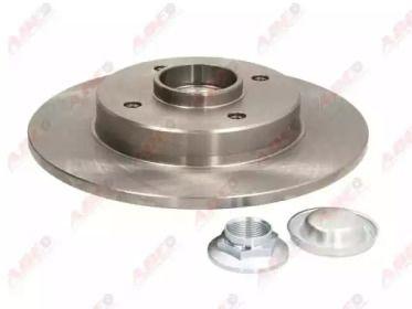 Гальмівний диск ABE C4C018ABE.