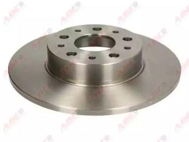 Тормозной диск на Фиат 500Л 'ABE C4F006ABE'.