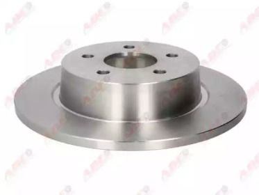 Задний тормозной диск на FORD KUGA 'ABE C4G016ABE'.