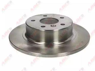 Тормозной диск на RANGE ROVER 'ABE C4I001ABE'.