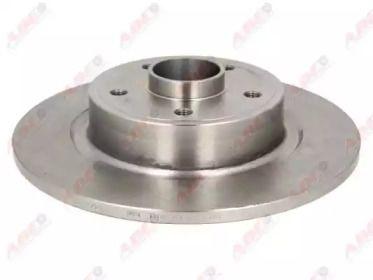 Тормозной диск на RENAULT GRAND SCENIC 'ABE C4R014ABE'.