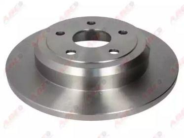 Задний тормозной диск на Додж Дюранго 'ABE C4Y014ABE'.
