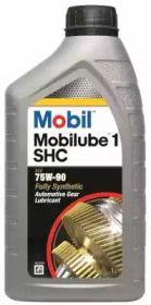 Трансмісійне масло на MITSUBISHI ASX 'MOBIL 142803'.