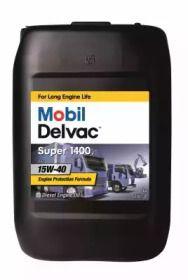 Моторное масло 15W-40 20 л MOBIL 152162.