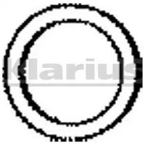 Прокладка приемной трубы 'KLARIUS 410041'.
