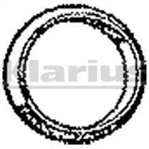 Прокладка приемной трубы 'KLARIUS 410307'.