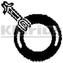 Кріплення глушника 'KLARIUS 420141'.