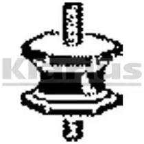 Крепление глушителя 'KLARIUS 420150'.