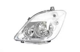Права фара ближнього світла BSG BSG 60-800-012.