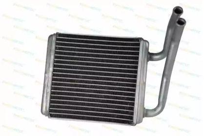 Радиатор печки 'THERMOTEC D60503TT'.