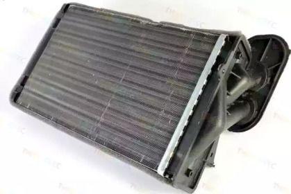 Радиатор печки на VOLKSWAGEN GOLF 'THERMOTEC D6W004TT'.