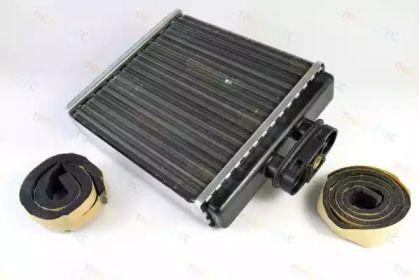 Радиатор печки на Фольксваген Поло 'THERMOTEC D6W009TT'.