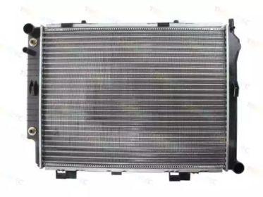 Радіатор охолодження двигуна на Mercedes-Benz W210 THERMOTEC D7M029TT.