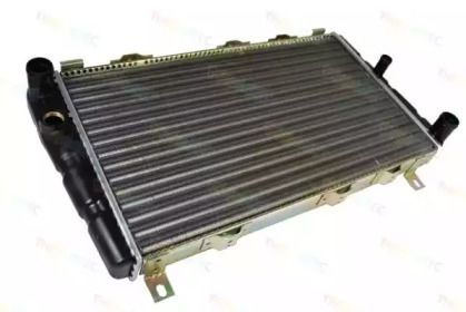 Радиатор охлаждения двигателя 'THERMOTEC D7S001TT'.