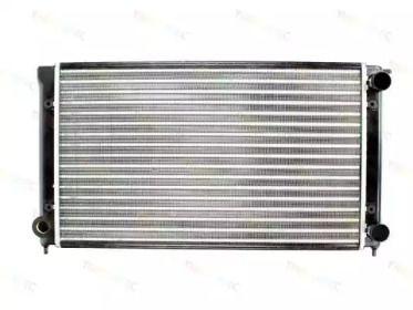 Алюминиевый радиатор охлаждения двигателя на SEAT TOLEDO 'THERMOTEC D7W020TT'.