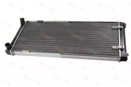 Алюминиевый радиатор охлаждения двигателя на SEAT TOLEDO 'THERMOTEC D7W028TT'.