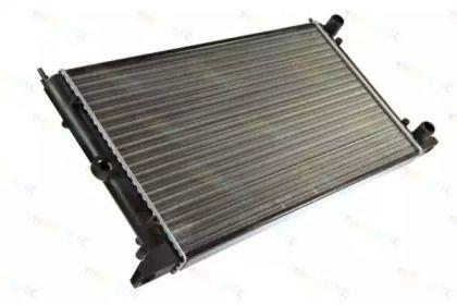 Алюминиевый радиатор охлаждения двигателя THERMOTEC D7W031TT.