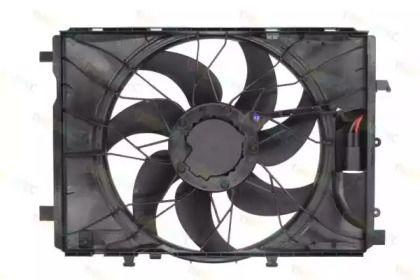Вентилятор охолодження радіатора на Mercedes-Benz GLK  THERMOTEC D8M003TT.