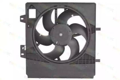 Вентилятор охлаждения радиатора на PEUGEOT 207 'THERMOTEC D8P009TT'.