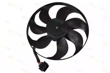 Вентилятор охлаждения радиатора на Сеат Леон 'THERMOTEC D8W007TT'.