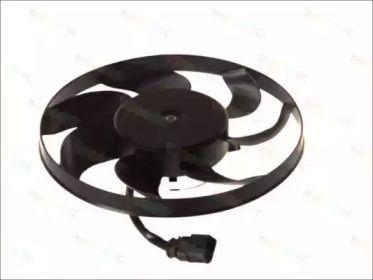 Вентилятор охлаждения радиатора на SKODA OCTAVIA A5 'THERMOTEC D8W021TT'.